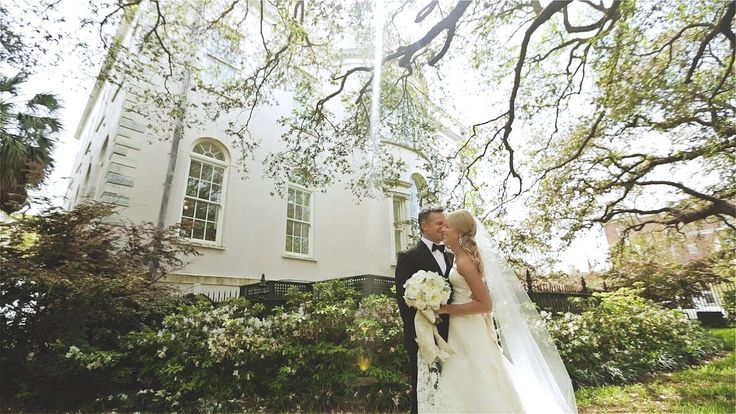 Charleston destination wedding video at William