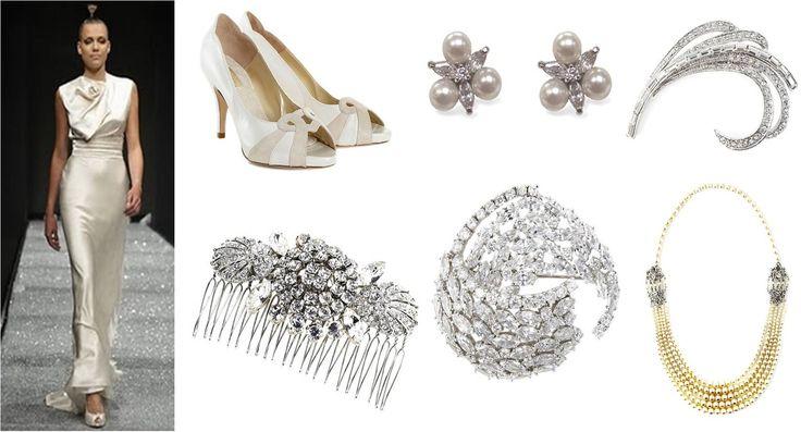 Wallis Simpson Wedding Style