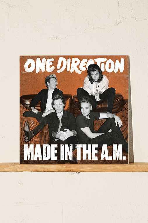 One Direction - Made In The A.M. 2XLP - Urban Outfitters