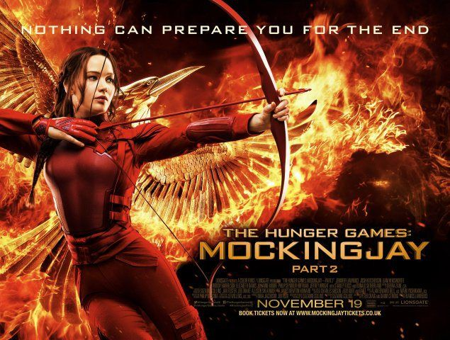 The Hunger Games Mockingjay Part 2 - Spoiler Alert, Summaries, and Personal Thoughts  See post http://www.blogph.net/2015/11/the-hunger-games-mockingjay-part-2.html