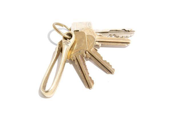 No. 423 Fish Hook Key Holder