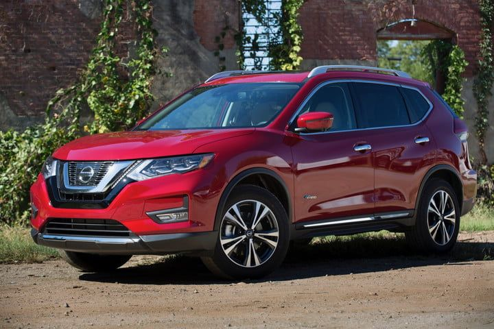 Nissan Rogue Hybrid Discontinued For 2020 Model Year In 2020 Nissan Rogue Toyota Rav4 Hybrid Nissan Pathfinder