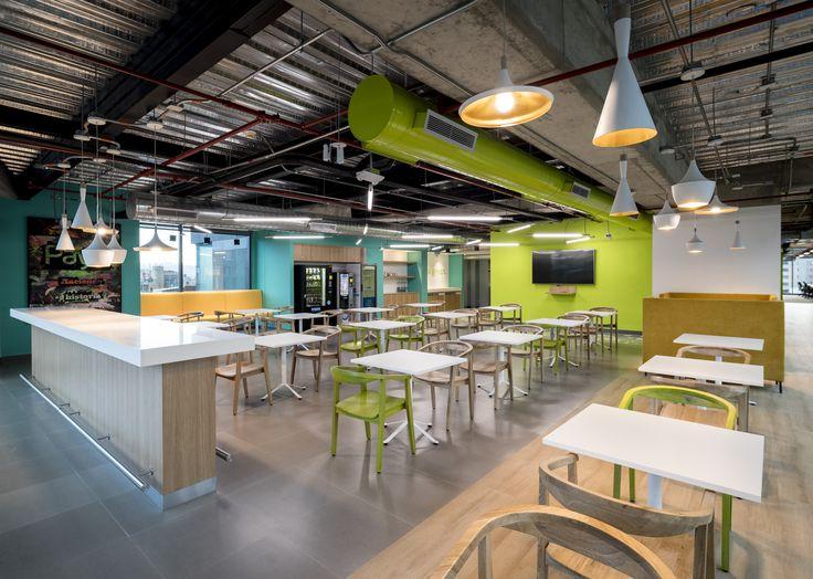 Dise o y construcci n por aei oficinas payu en bogot for Diseno oficinas modernas bogota