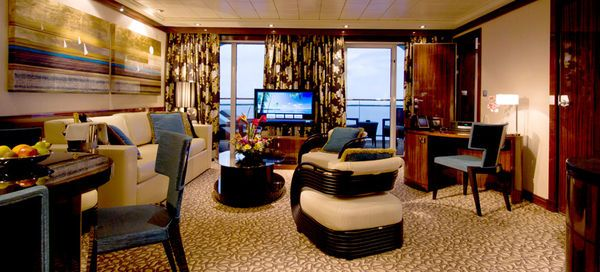 Editors' Picks: Luxury Cruise Ship Staterooms For the ultimate Caribbean cruise vacation, don't go for the cheapest cruise fare. Instead, book one of the most expensive staterooms: the owner's suites, the penthouses, the lofts. Can we tempt you in this photo gallery?