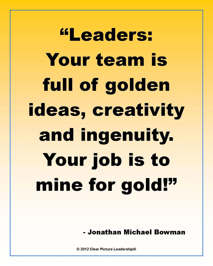 Good Leadership Quotes: 17 Best Golden Quotes On Pinterest