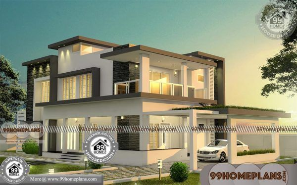 Simple Rectangular House Plans With 3d Elevations 700 Modern Plans New Model House House Design Pictures Beautiful House Images