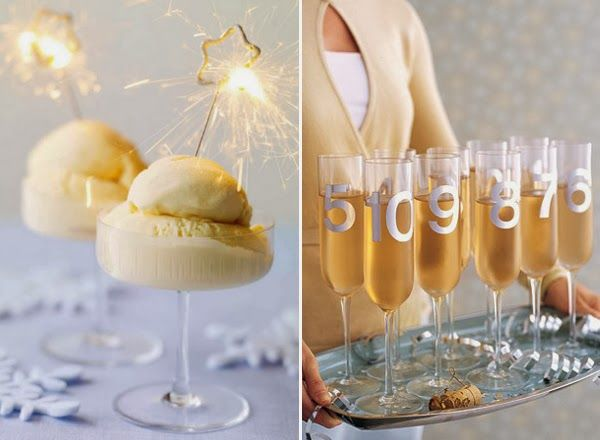 Feestdagen | Oud & Nieuw special; feestelijke decoratie tips voor de jaarwisseling! • Stijlvol Styling - Woonblog