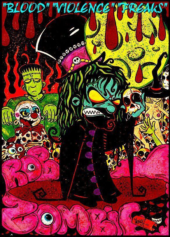 Rob Zombie (Dragula) by DV-Venom on DeviantArt