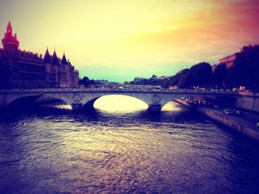 Paris: Favorite Places, Paris Sunsets, Dreams, Beautiful, France, Travel, Paris Someday, Bridges, Photo