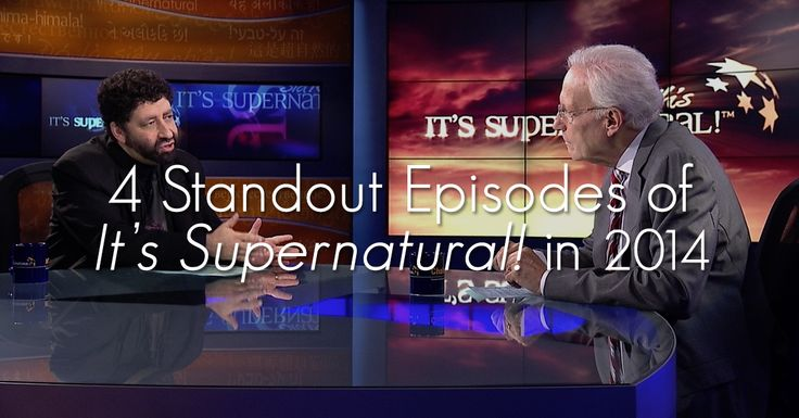 4 stand out episodes of Sid Roth,2014