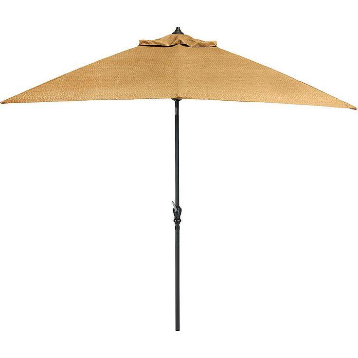 Hanover 9' Brigantine Table Umbrella