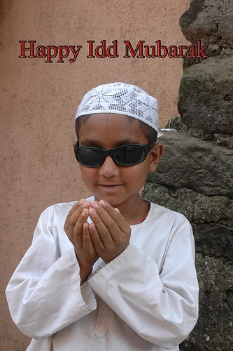 Idd Mubarak from a Blind Boy