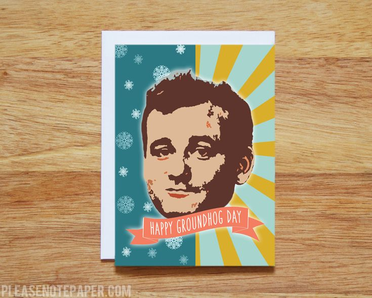 7 best groundhog day the movie images on pinterest ground hog free groundhog day printable m4hsunfo