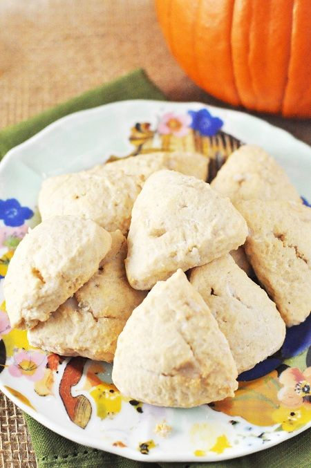 Cinnamon Vanilla Scones Recipe  by Jennifer at Savoring the Thyme  These sound good, particularly with a cuppa tea.