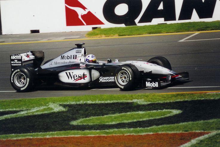 David Coulthard (Australia 1999)