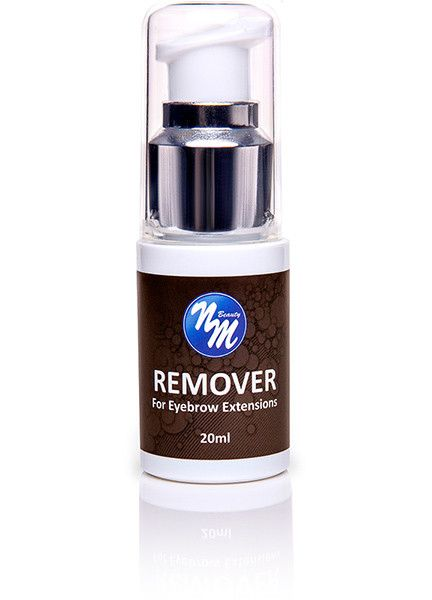 Eyebrow Extension Remover