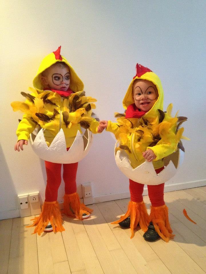 Kyllinge-udklædning