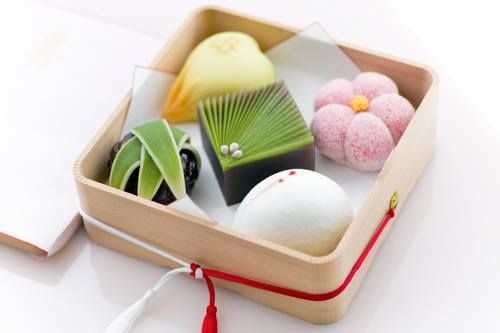 Image result for beautiful wagashi