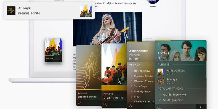 Plex launches full-featured yet minimalist music app for macOS and Windows | 9to5Mac
