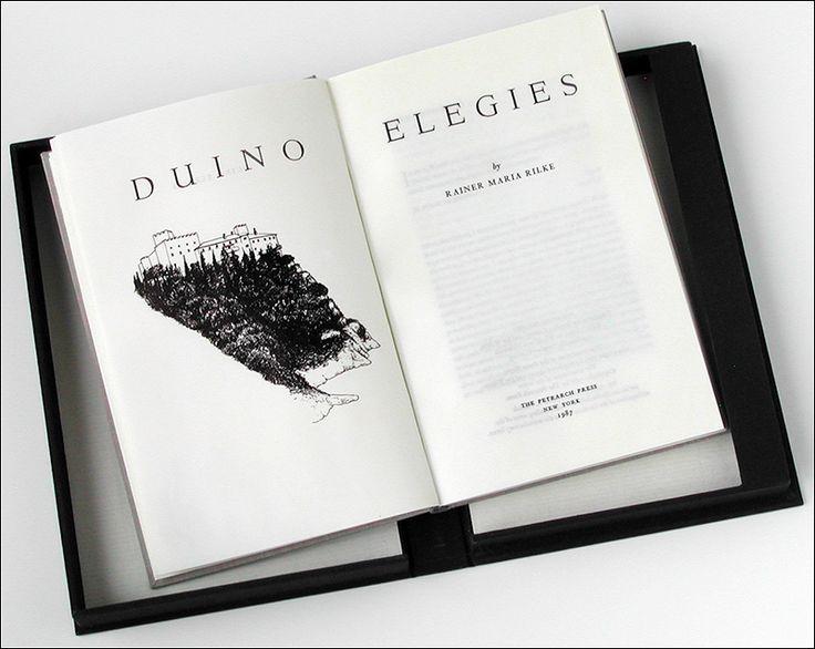Reiner Maria Rilke-Duino Elegies (poem)