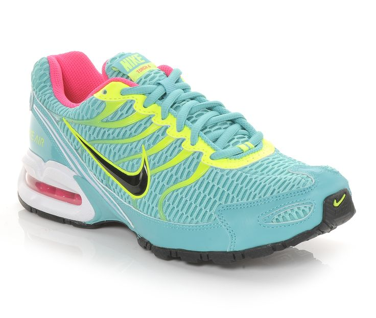 A cool pair of kicks can be the best motivation. These neon Nikes are sure.  Womens Nike Air MaxWomen ...