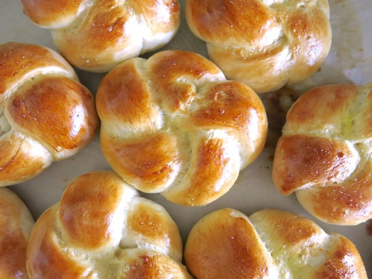 The Ultimate Homemade Kaiser Buns