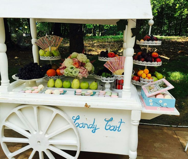 Lovely Candy Cart