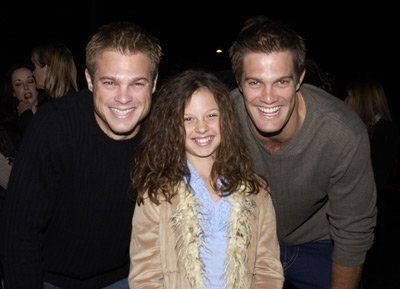 Mackenzie Rosman Where Is She Now | Mackenzie Rosman, Geoff Stults and George Stults