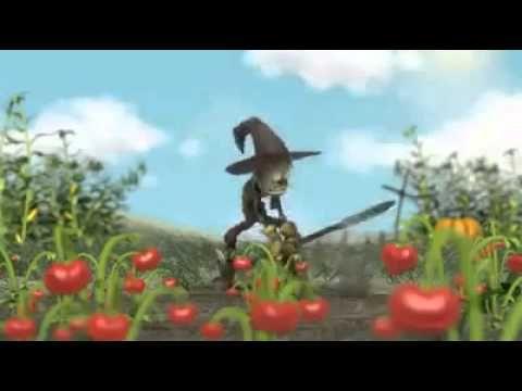 Das Leben einer Vogelscheuche - YouTube