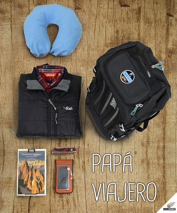 Cojín, Tatoo - Mochila, Thule - Chaqueta, Tatoo - Camisa, Lafuma - Libro, Andes Gear - Bolsa seca para el celular, Andes Gear - Navaja, Caza y Armas