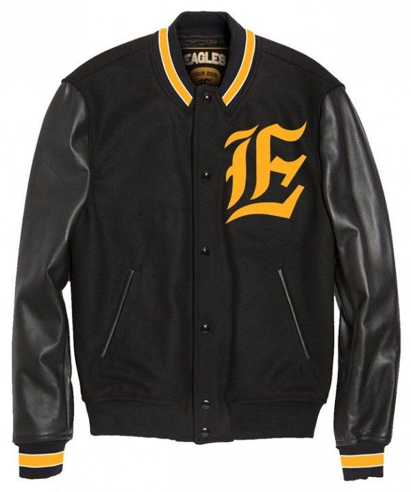 Eagles Tour  Varsity Jacket