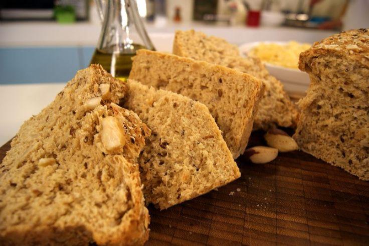 Pão Light 7 Grãos | Receitas | Dia Dia