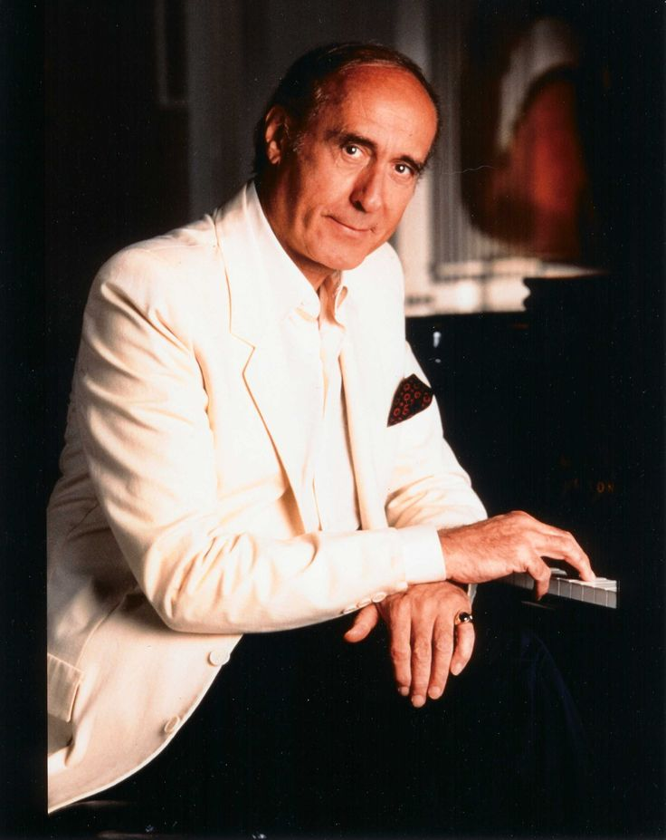Henry Mancini. One of the legends that unknowingly started my pursuit of music.