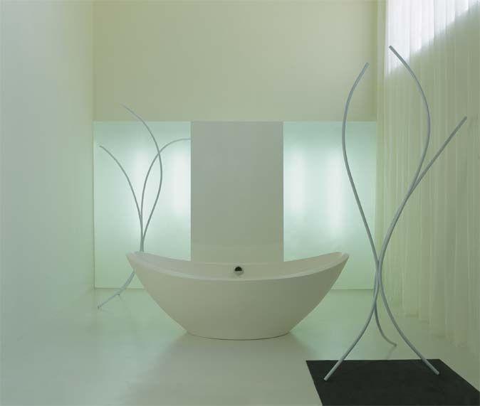 Oltre 25 fantastiche idee su docce da bagno su pinterest - Linea bagno thun ...