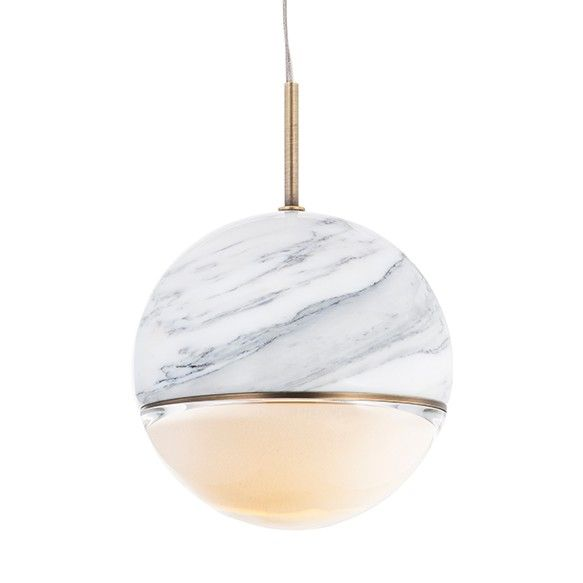 "VISO's ""Wandering Star"" in the colour Carrara Marble White Polished"