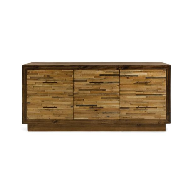 Caledonia Reclaimed Pine Wood 6 Drawer Dresser The Furniture Collection From Imax Features Blended And To Achieve A