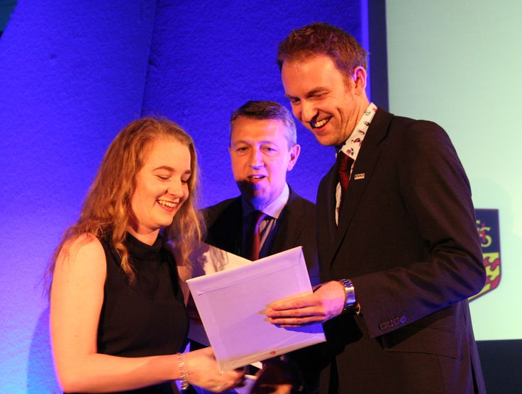 GCSE Certificate Recipients 2016