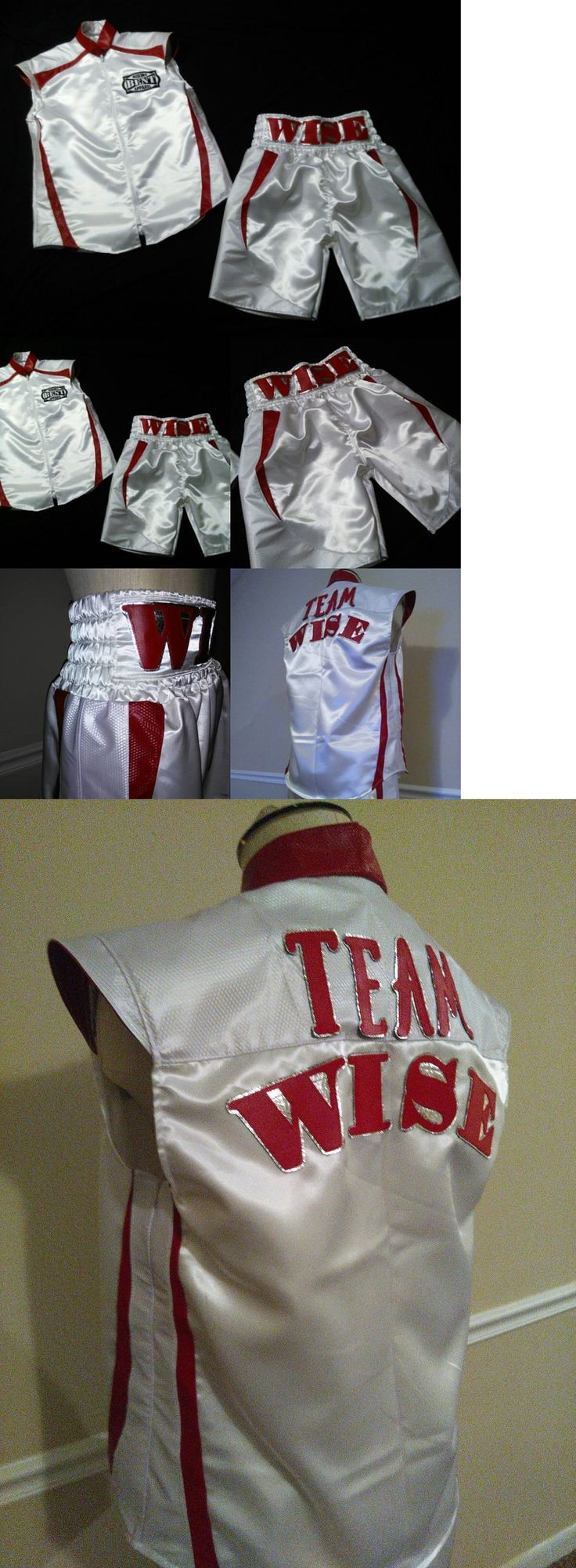 Shorts 73982: Boxing Trunks (Bent). Receive A Free $200 Hotel Gift Card With Purchase -> BUY IT NOW ONLY: $250 on eBay!