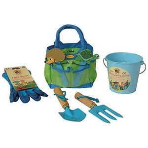 Childrens Gardening Set by Mr McGregors at Notonthehighstreet.com