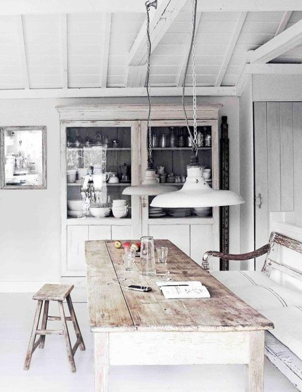 10 amazing rustic scandinavian kitchens my cosy retreat for Scandinavian farmhouse plans