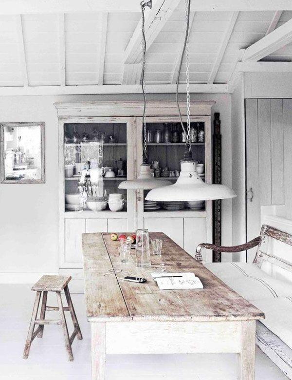 10 Amazing Rustic Scandinavian Kitchens My Cosy Retreat