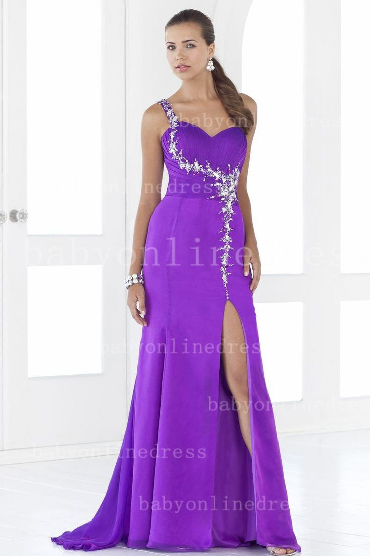 88 best prom dresses images on pinterest bridesmaids prom 109 very cheap dresses for bridesmaid purple online 2013 custom made sweetheart beaded long chiffon ombrellifo Images
