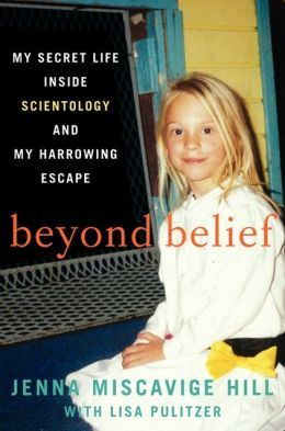 Written by the niece of the head of the scientology church. I found it interesting as I have wondered about their actual beliefs and practices. The story she has to tell is pretty brutal. I think others who are intrigued will find it interesting.