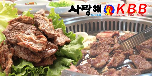 Last Day! $22.90 for Authentic 2-in-1 Korean BBQ & Buffet at KBB, Toa Payoh - Over 54 Tantalizing Dishes to Choose From + Comes with 1 Korean Kimchi Soup & Free Flow of Korean Barley and Lemon Barley Drinks=> http://www.coupark.com/deal/85287/authentic-in-korean-bbq-amp-buffet-kbb-toa-payoh-over.html