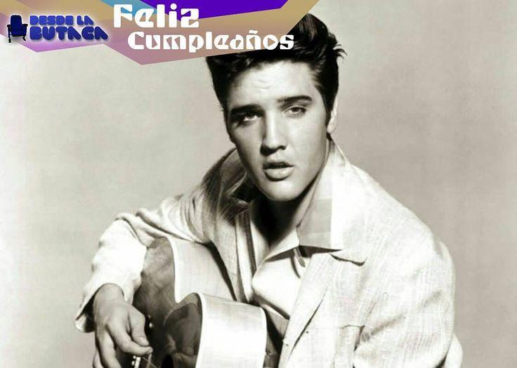 Hoy es el cumpleaños del reconocido Rey del Rock #ElvisPresley! Quien no solo se destaco en la musica sino tambien en la gran pantalla!  La filmografía deElvis Presleyconsta de 33largometrajestreinta y un musicales y dos documentales de conciertos. Presley tuvo un prominente comienzo de su carrera en el cine en 1956 con la películaLove Me Tender a la que siguieron otras exitosas comoEl rock de la cárcel yKing Creole. A pesar del éxito del comienzo las que siguieron a su regreso de su…