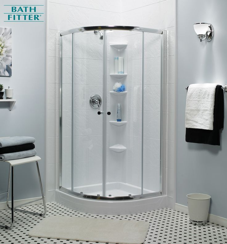 Need to remodel a bathroom shower we 39 re your people for Need to remodel my bathroom