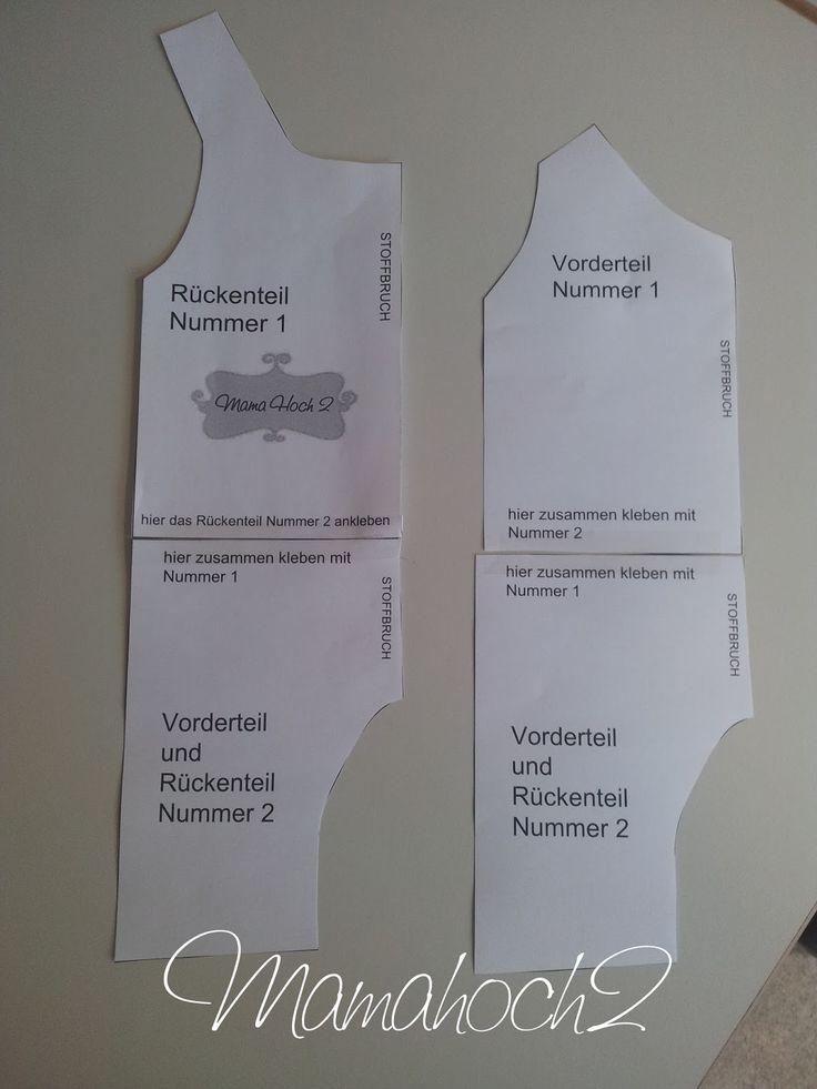 Mamahoch2: Ein Strampler für Krümel
