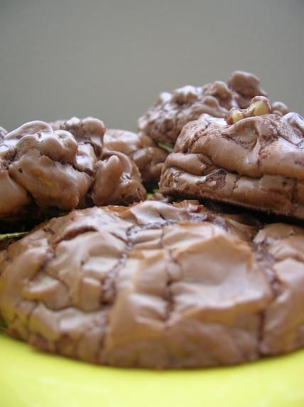 Triple-Threat Chocolate Chip Cookies   recipe from Culinary Concoctions by Peabody