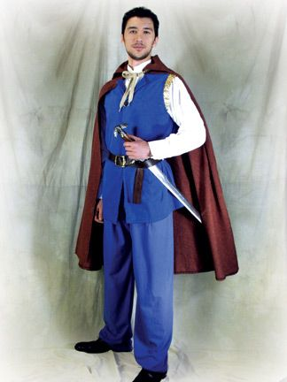 snow white s prince charming rental costume for your
