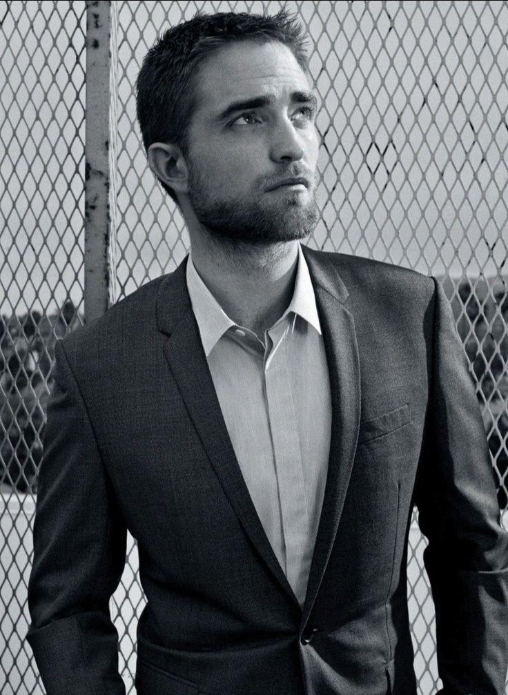 Robert Pattinson in Harper's Bazaar –Arabia